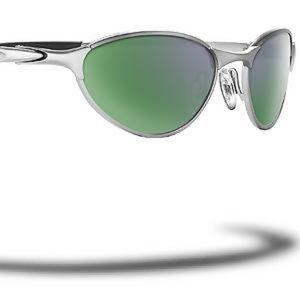 OAKLEY 05-784 TEASPOON Light Wire Emerald Sunglass
